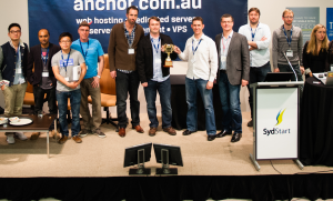 Critical Arc - Winners at SydStart 2013 Autumn